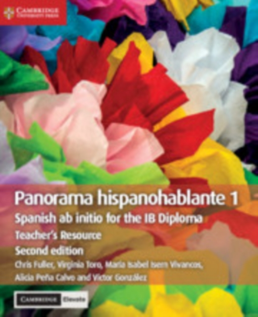 Panorama Hispanohablante 1 Teacher's Resource with Cambridge Elevate