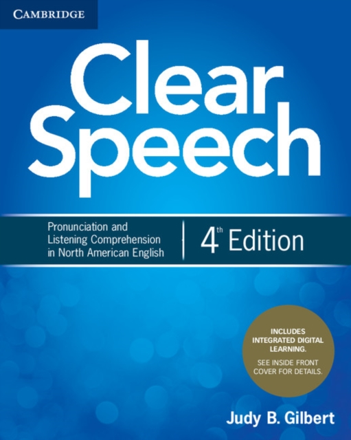 Clear Speech Student's Book with Integrated Digital Learning