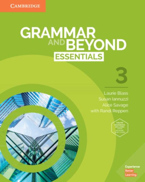 Grammar and Beyond Essentials Level 3 Student's Book with Online Workbook