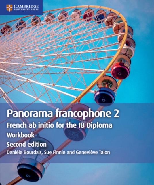 Panorama francophone 2 Workbook