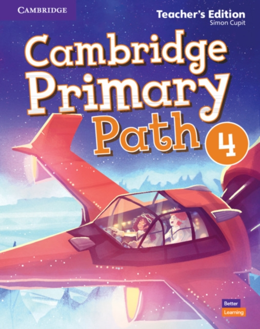 Cambridge Primary Path Level 4 Teacher's Edition