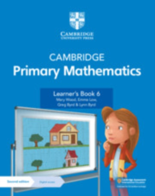 Cambridge Primary Mathematics Learner's Book 6 with Digital Access (1 Year)