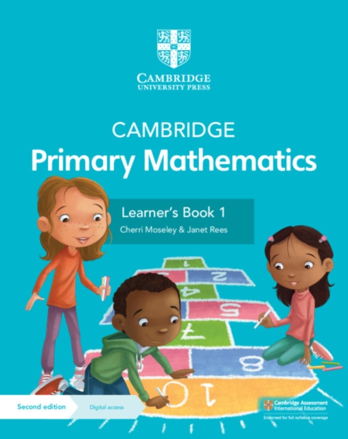 Cambridge Primary Mathematics Learner's Book 1 with Digital Access (1 Year)
