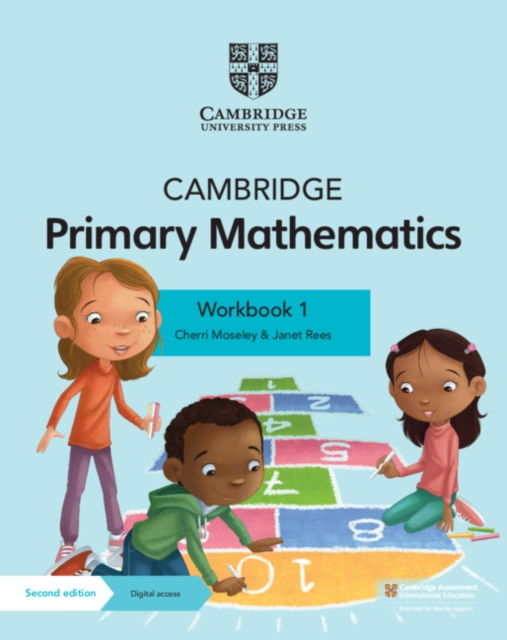 Cambridge Primary Mathematics Workbook 1 with Digital Access (1 Year)