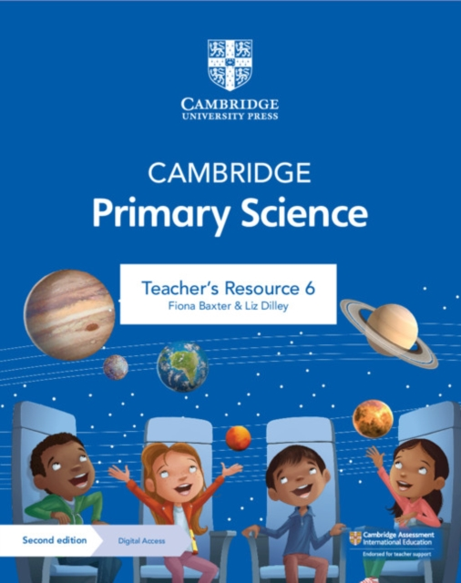 Cambridge Primary Science Teacher's Resource 6 with Digital Access