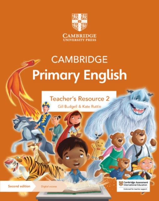 Cambridge Primary English Teacher's Resource 2 with Digital Access