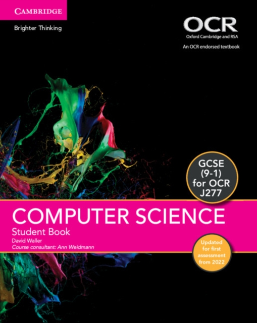 GCSE Computer Science for OCR Student Book Updated Edition