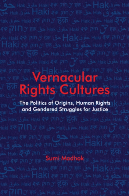 Vernacular Rights Cultures