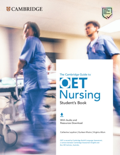Cambridge Guide to OET Nursing Student's Book with Audio and Resources Download