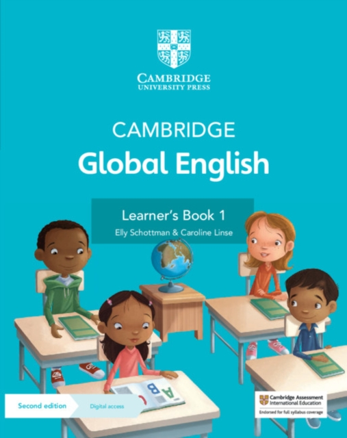 Cambridge Global English Learner's Book 1 with Digital Access (1 Year)
