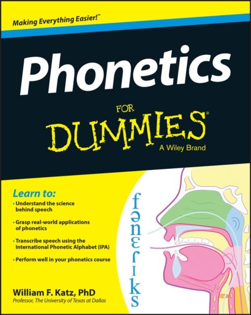 Phonetics For Dummies