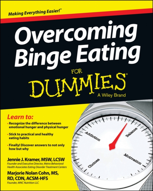 Overcoming Binge Eating For Dummies