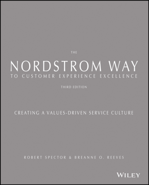 Nordstrom Way to Customer Experience Excellence