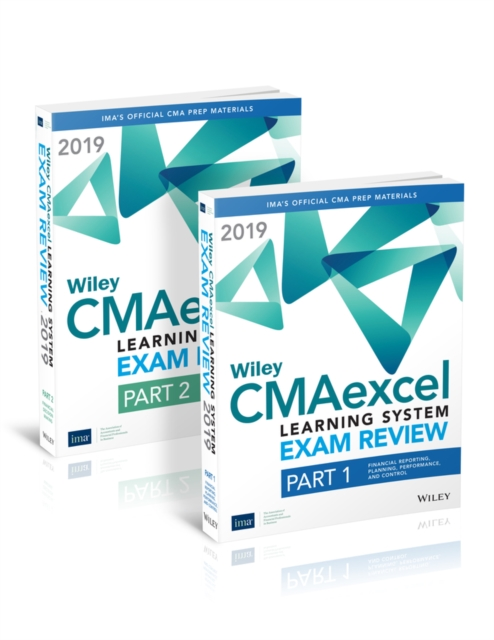 Wiley CMAexcel Learning System Exam Review 2019