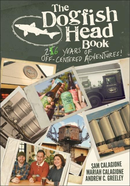 Dogfish Head Book