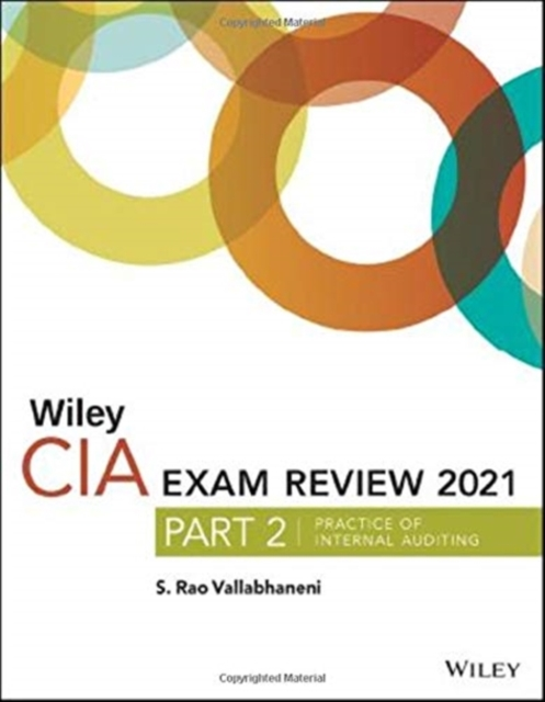 Wiley CIA Exam Review 2021, Part 2