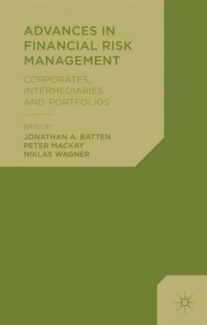 Advances in Financial Risk Management