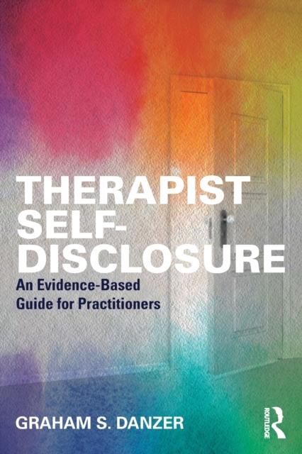 Therapist Self-Disclosure