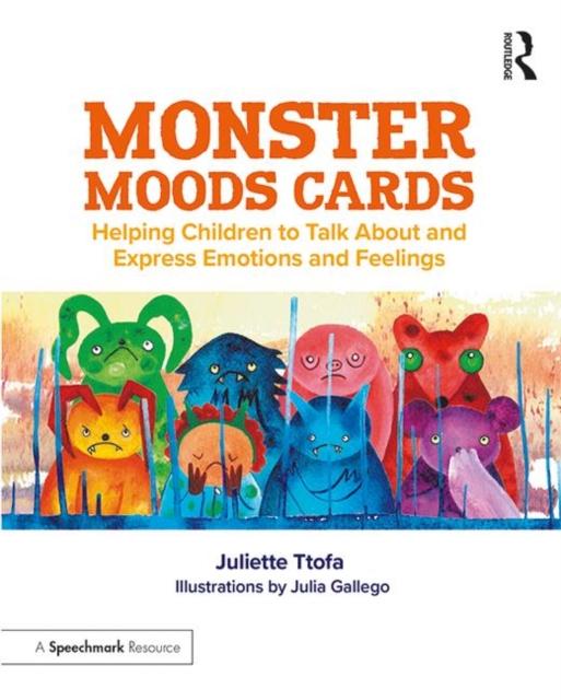 Monster Moods Cards