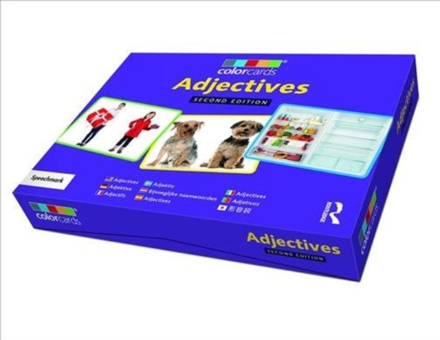 Adjectives: Colorcards