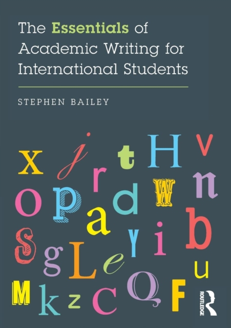 Essentials of Academic Writing for International Students