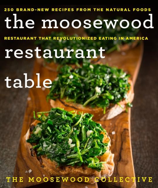 Moosewood Restaurant Table