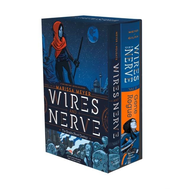 WIRES & NERVE GRAPHIC NOVEL BOX