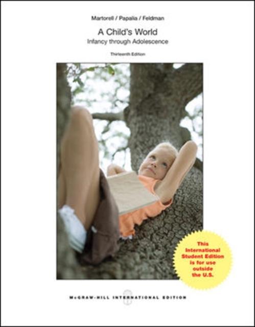 Child's World: Infancy Through Adolescence
