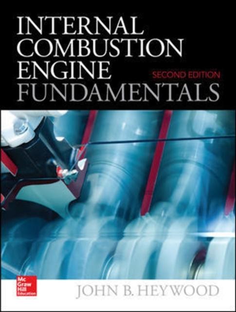 Internal Combustion Engine Fundamentals 2E