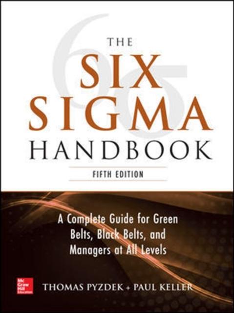 Six Sigma Handbook, 5E