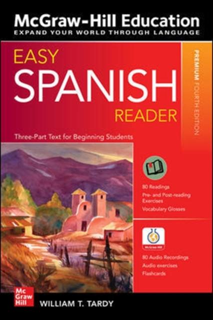 Easy Spanish Reader, Premium Fourth Edition