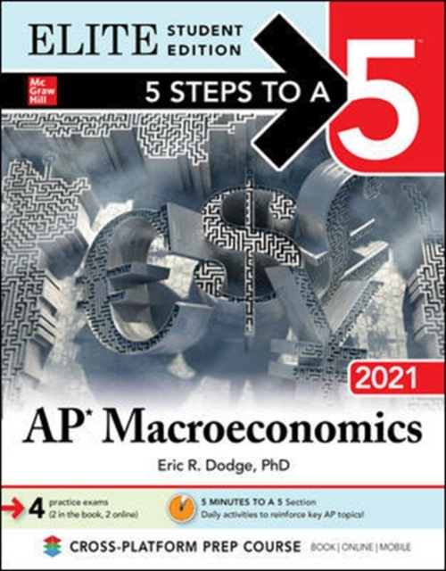 5 Steps to a 5: AP Macroeconomics 2021 Elite Student Edition