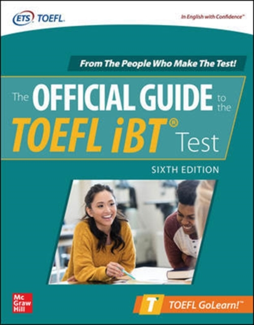 Official Guide to the TOEFL Test, Sixth Edition