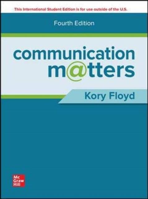ISE Communication Matters