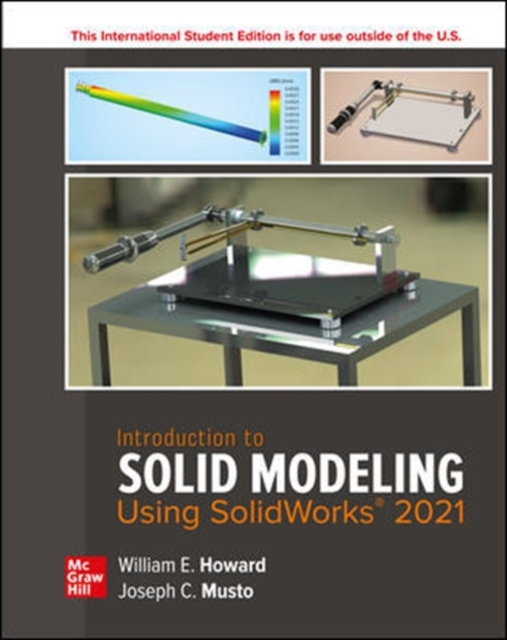 ISE Introduction to Solid Modeling Using SOLIDWORKS 2021