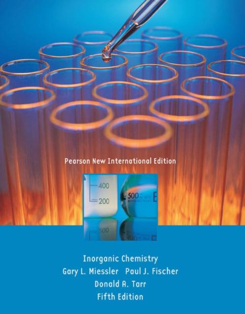 Inorganic Chemistry: Pearson New International Edition