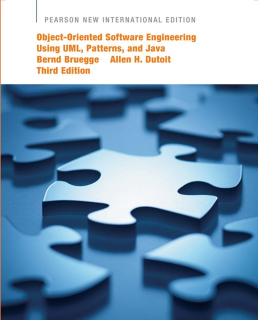 Object-Oriented Software Engineering Using UML, Patterns, and Java: Pearson New International Edition