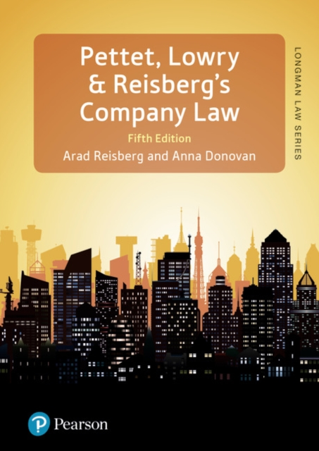 Pettet, Lowry & Reisberg's Company Law, 5th edition
