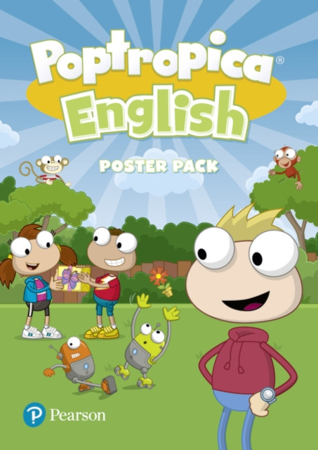 Poptropica English Poster Pack