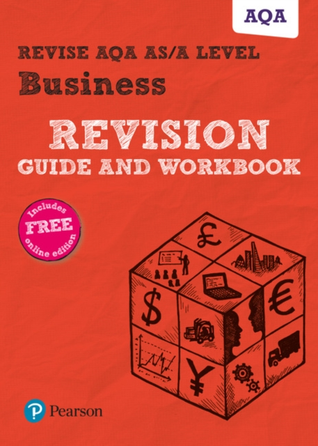 Revise AQA A level Business Revision Guide and Workbook