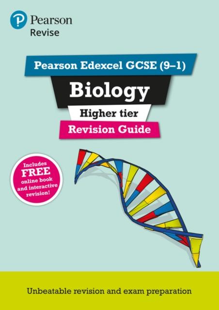 Revise Edexcel GCSE (9-1) Biology Higher Revision Guide