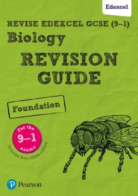 Revise Edexcel GCSE (9-1) Biology Foundation Revision Guide