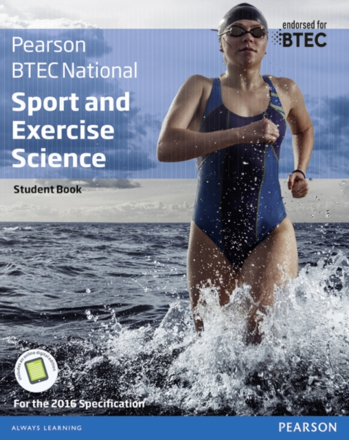 BTEC Nationals Sport and Exercise Science Student Book + Activebook