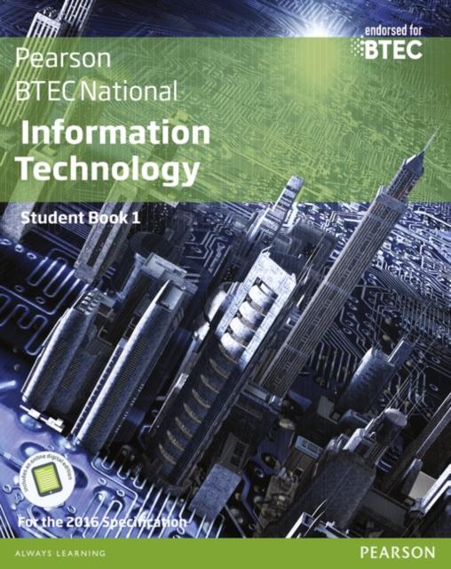 BTEC Nationals Information Technology Student Book + Activebook