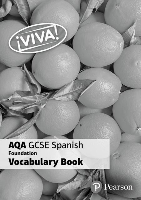 !Viva! AQA GCSE Spanish Foundation Vocabulary Book (pack of 8)