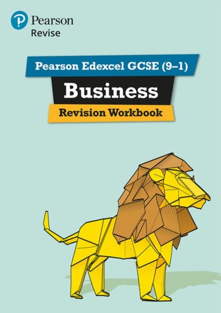 Pearson Edexcel GCSE (9-1) Business Revision Workbook