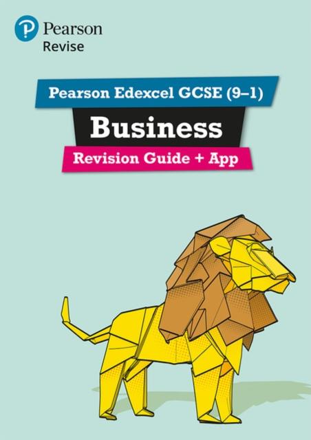 Pearson Edexcel GCSE (9-1) Business Revision Guide + App