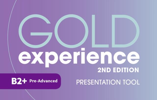 Gold Experience 2nd Edition B2+ Teacher's Presentation Tool USB