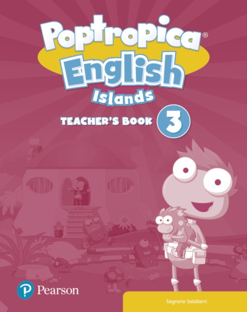 Poptropica English Islands Level 3 Teacher's Book with Online World Access Code