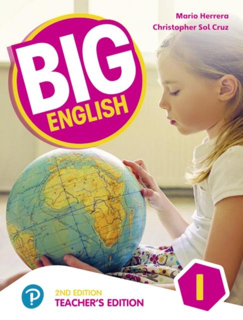 Big English AmE 2nd Edition 1 Teacher's Edition